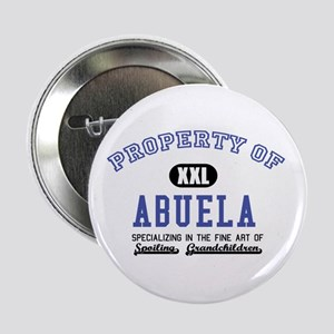 """Property of Abuela 2.25"""" Button"""