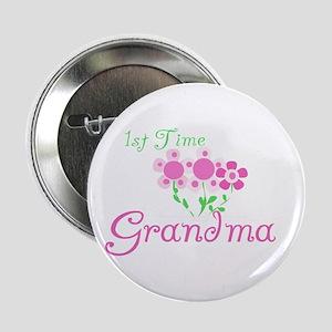 1st Time Grandma Button