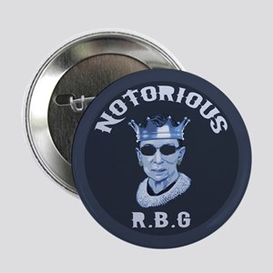 "Notorious RBG III 2.25"" Button"