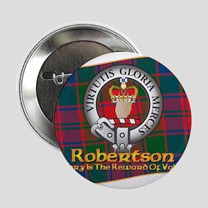 """Robertson Clan 2.25"""" Button"""