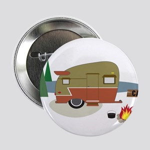 "Camping Trailer 2.25"" Button"