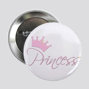 "Princess 2.25"" Button"
