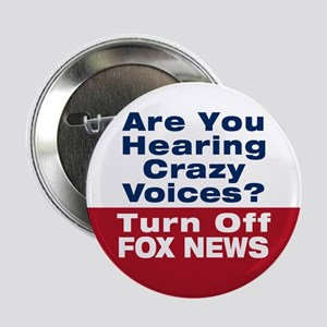 "Turn Off Fox News 2.25"" Button"