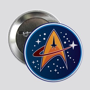 """Star Trek Federation Of Planets Patch 2.25"""" Button"""