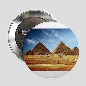 "Pyramids at Khufu 2.25"" Button"