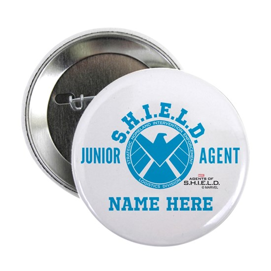 3269_Blue Personalized Junior SHIELD Agent