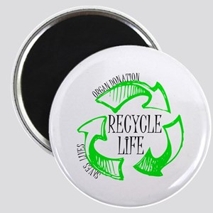 Recycle Life Magnet