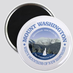 Mount Washington Magnets