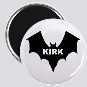 BLACK BAT KIRK Magnet