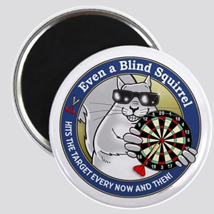 Darts Blind Squirrel Magnet