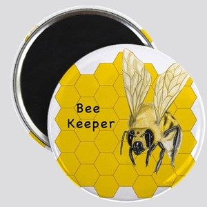 Bee Keeper Magnet