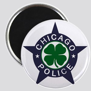 Chicago Police Irish Magnet
