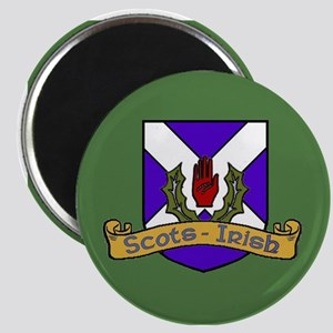 Scots-Irish crest Magnets