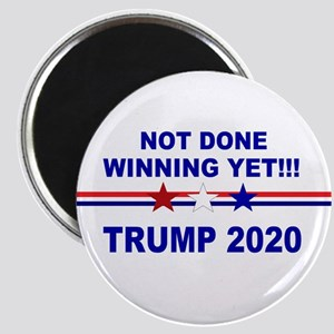Not done winning yet! Magnet