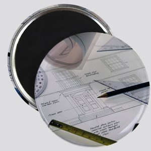 Architectural drawings Magnet