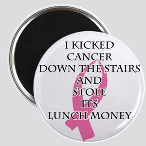 Breast Cancer Bully Magnets