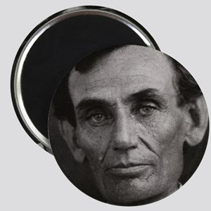 Beardless Lincoln Magnet