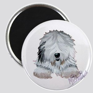 Old English Sheepdog Magnets