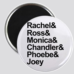 Friends Cast Magnets