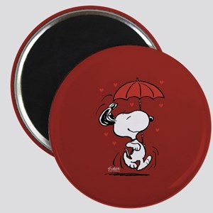 Peanuts: Snoopy Heart Magnets