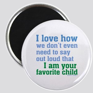Favorite Child Magnets