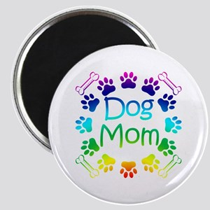 """Dog Mom"" Magnet"