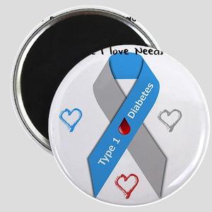 Type 1 Diabetes Magnets - CafePress
