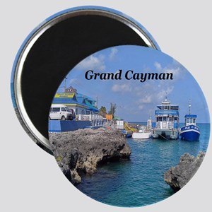 Grand Cayman Magnet