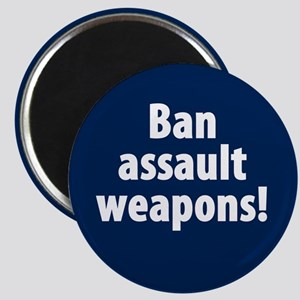 Ban Assault Weapons Magnet Magnets