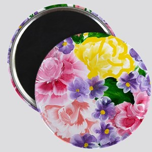 """Four Roses"" Magnet"