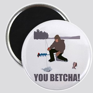 You Betcha! Magnet