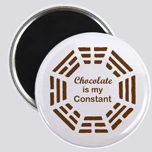 Chocolate is my Constant Magnet