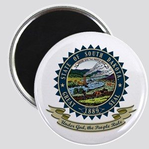 South Dakota Seal Magnet