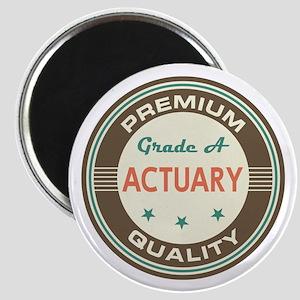Actuary Vintage Magnet