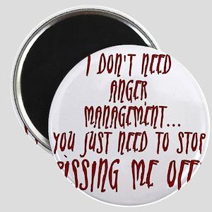 anger-management Magnet