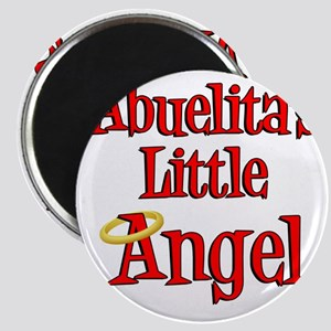 Abuelitas Little Angel Magnet