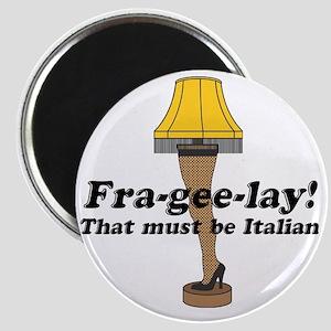 fragelee-Leg_Lamp Magnet