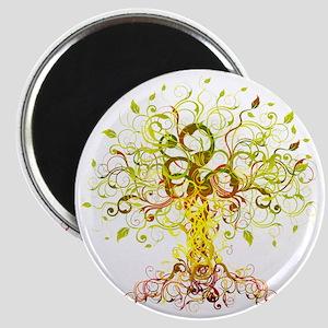 Tree Art Magnet