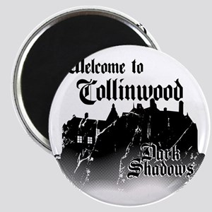 Dark Shadows Welcome To Collinwood Magnet