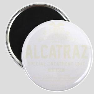 Alcatraz S.T.U. Magnet