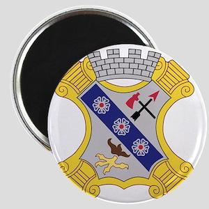 8th Infantry Regiment Patch Magnet