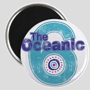 OCEANIC6LOSTlogo Magnet