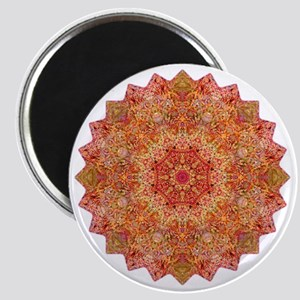 Earth Mandala Yoga Shirt Magnet