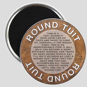 "Round Tuit 2.25"" Button"