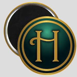 Irish Luck H Magnets