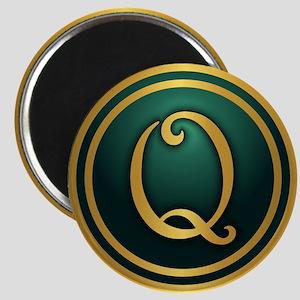 Irish Luck Q Magnets