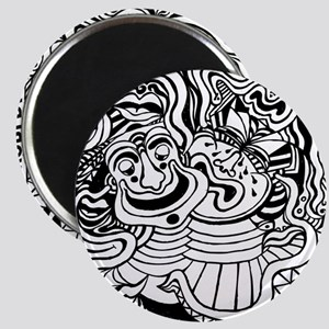 Theater Masks Magnet