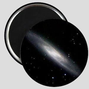 Spiral galaxy NGC 253 - Magnet