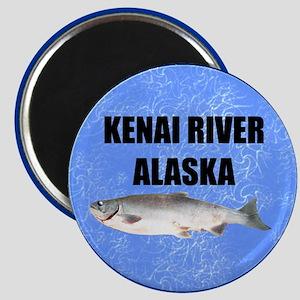 Kenai, Alaska, Alaskan Magnet