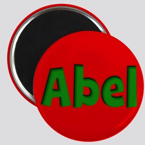 Abel Red and Green Magnet